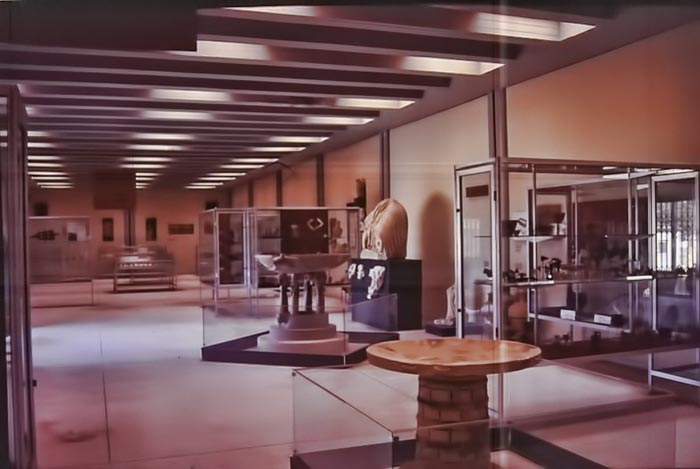 The Isthmian Museum