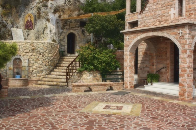 Osios Patapios Monastery