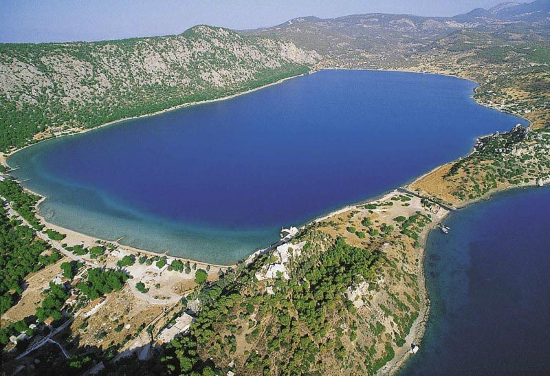 Heraion Lake Vouliagmeni